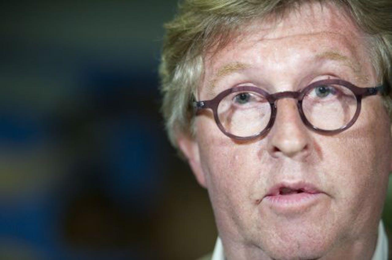 Henk van der Kolk, voorzitter van FNV Bondgenoten. ANP
