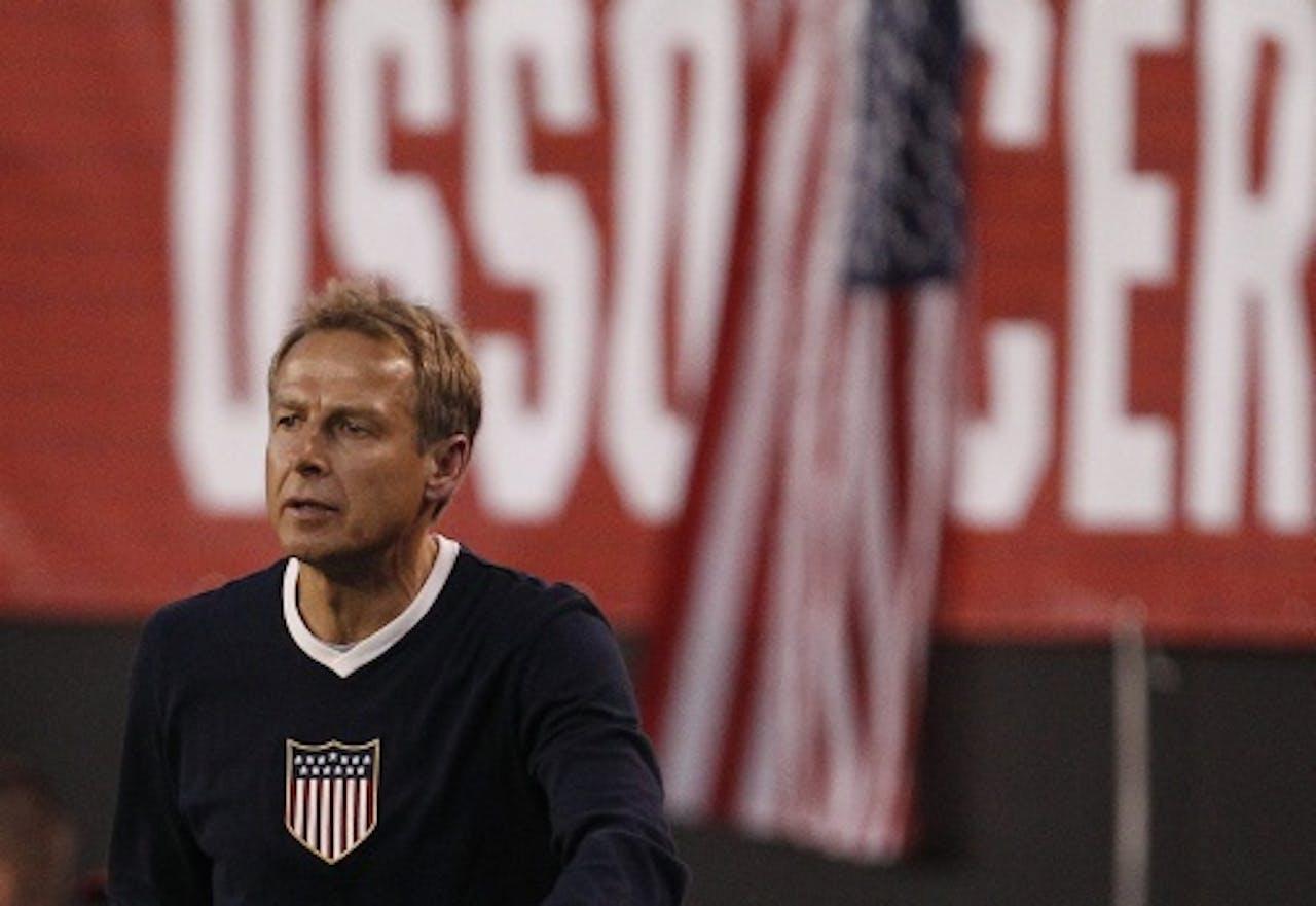 Jürgen Klinsmann. EPA