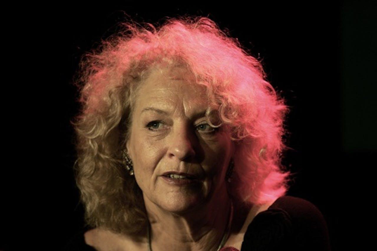 Jurylid en schrijfster Nelleke Noordervliet. ANP