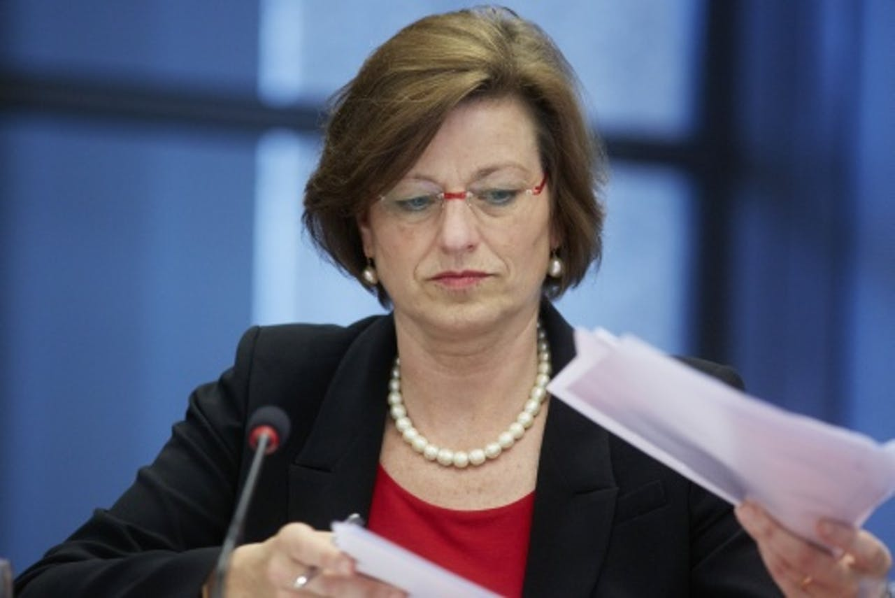 Angelien Eijsink. ANP