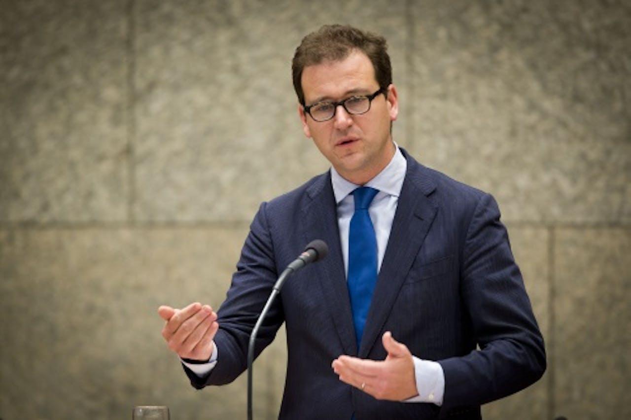 Lodewijk Asscher. ANP