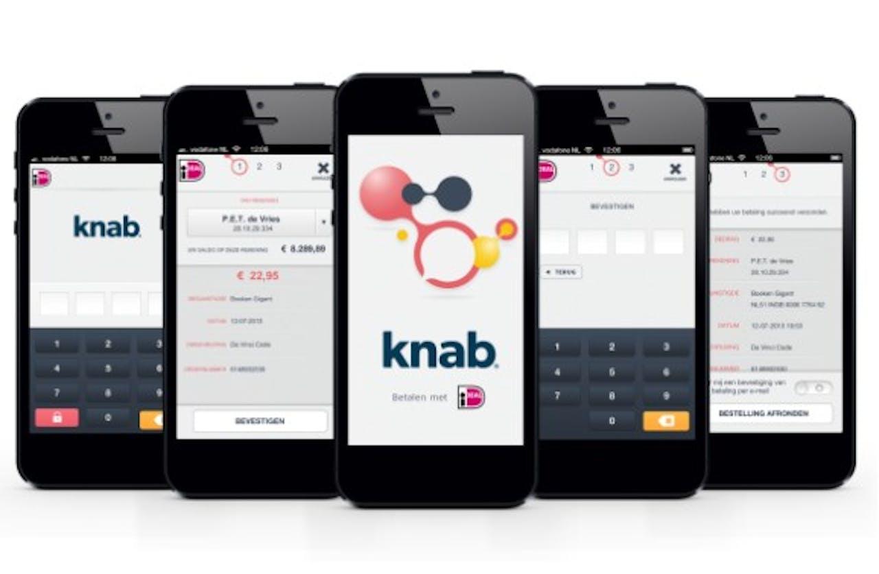 Online bank Knab biedt iDEAL aan in mobiele app