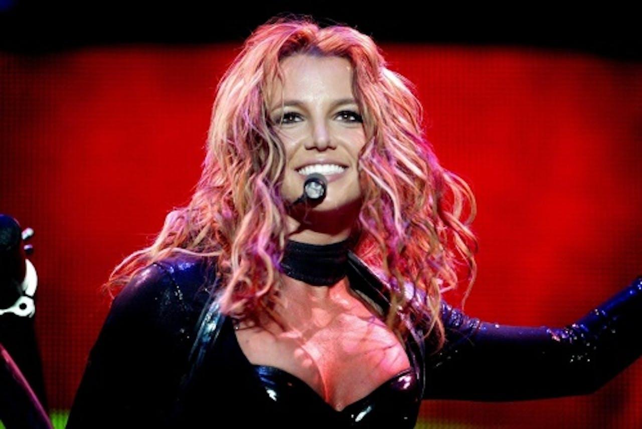 Archieffoto Britney Spears. ANP