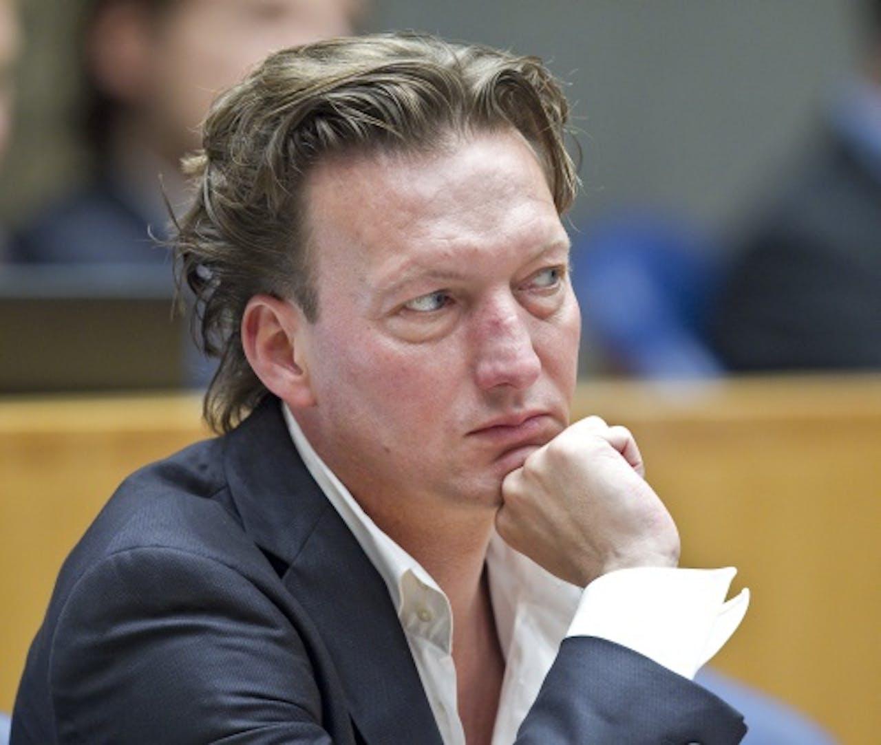 Tjeerd van Dekken. ANP