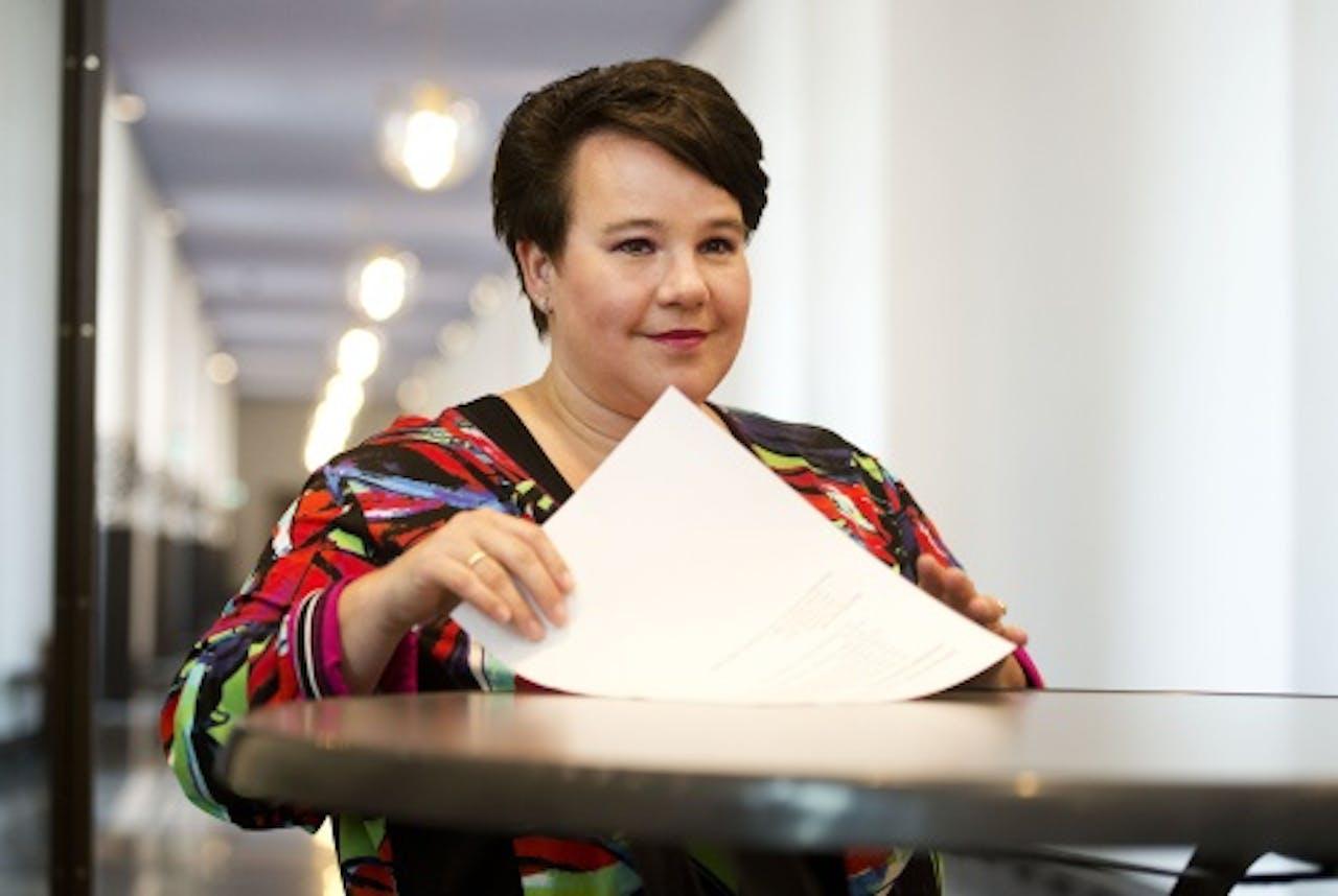 Sharon Dijksma. ANP