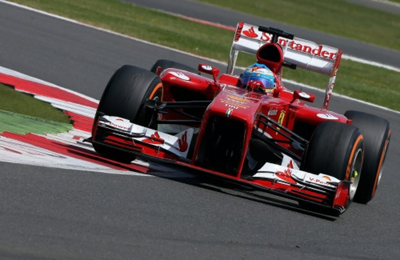 Fernando Alonso. EPA