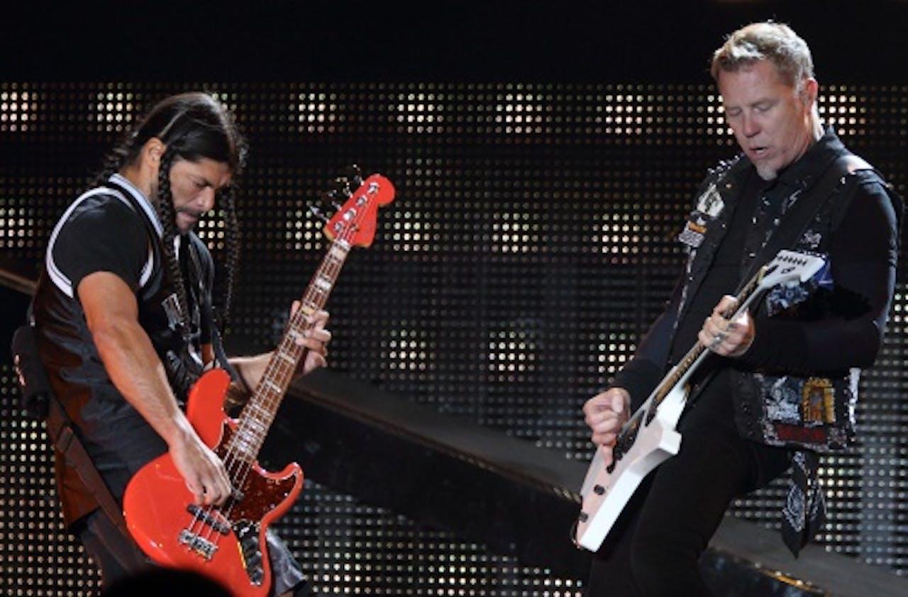 Metallica. EPA