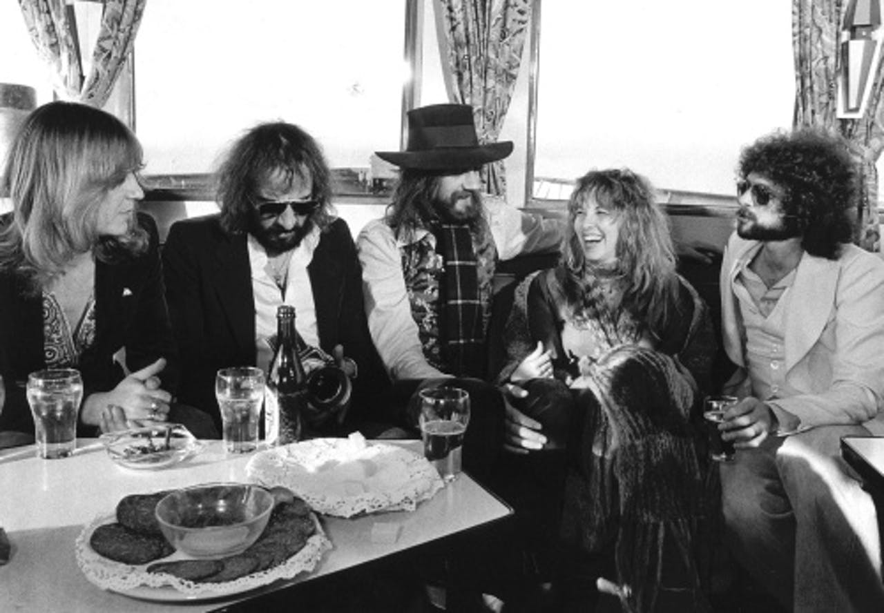 Fleetwood Mac in 1974. ANP