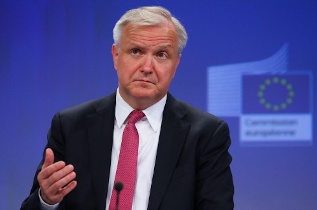Olli Rehn. EPA