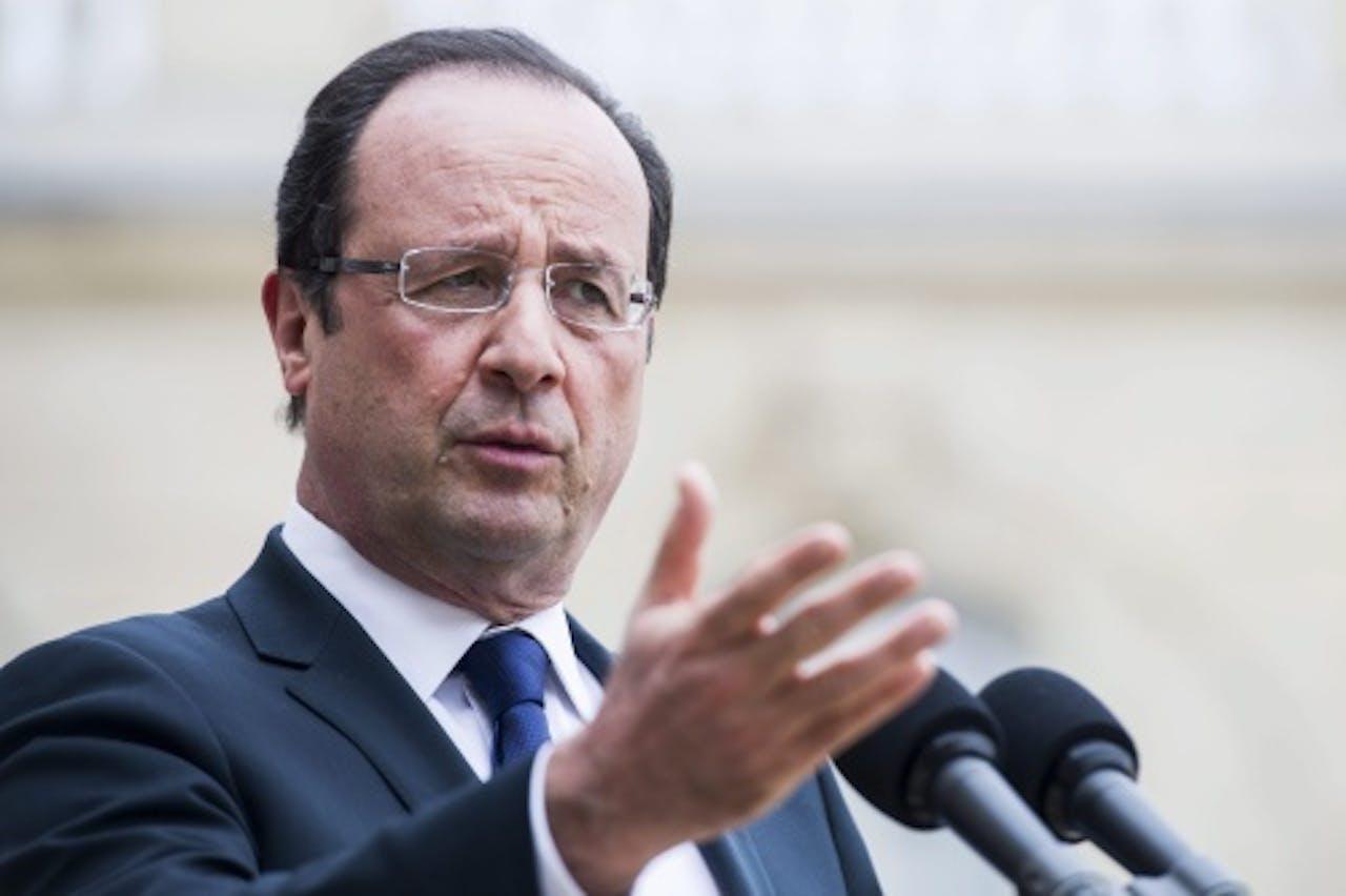 François Hollande. EPA