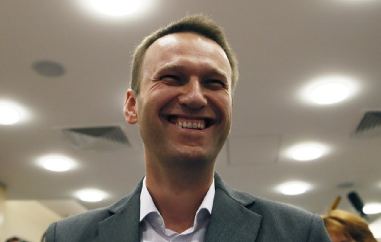 Aleksei Navalny. EPA
