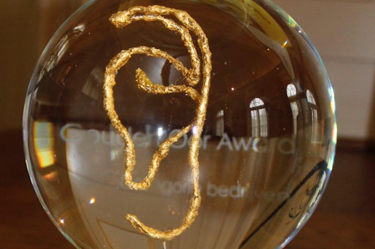 Eneco, ING en T-Mobile genomineerden Gouden Oor Award