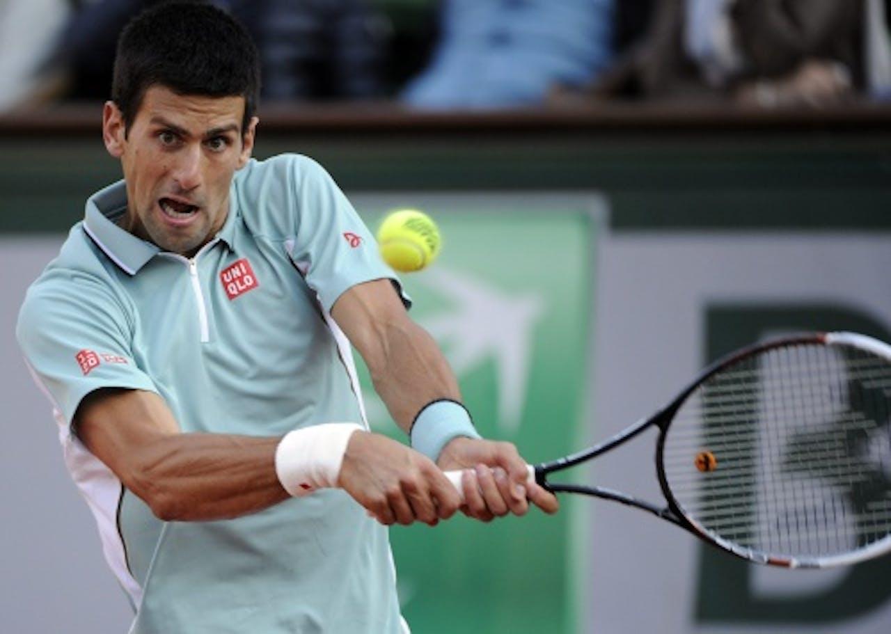 Novak Djokovic, EPA