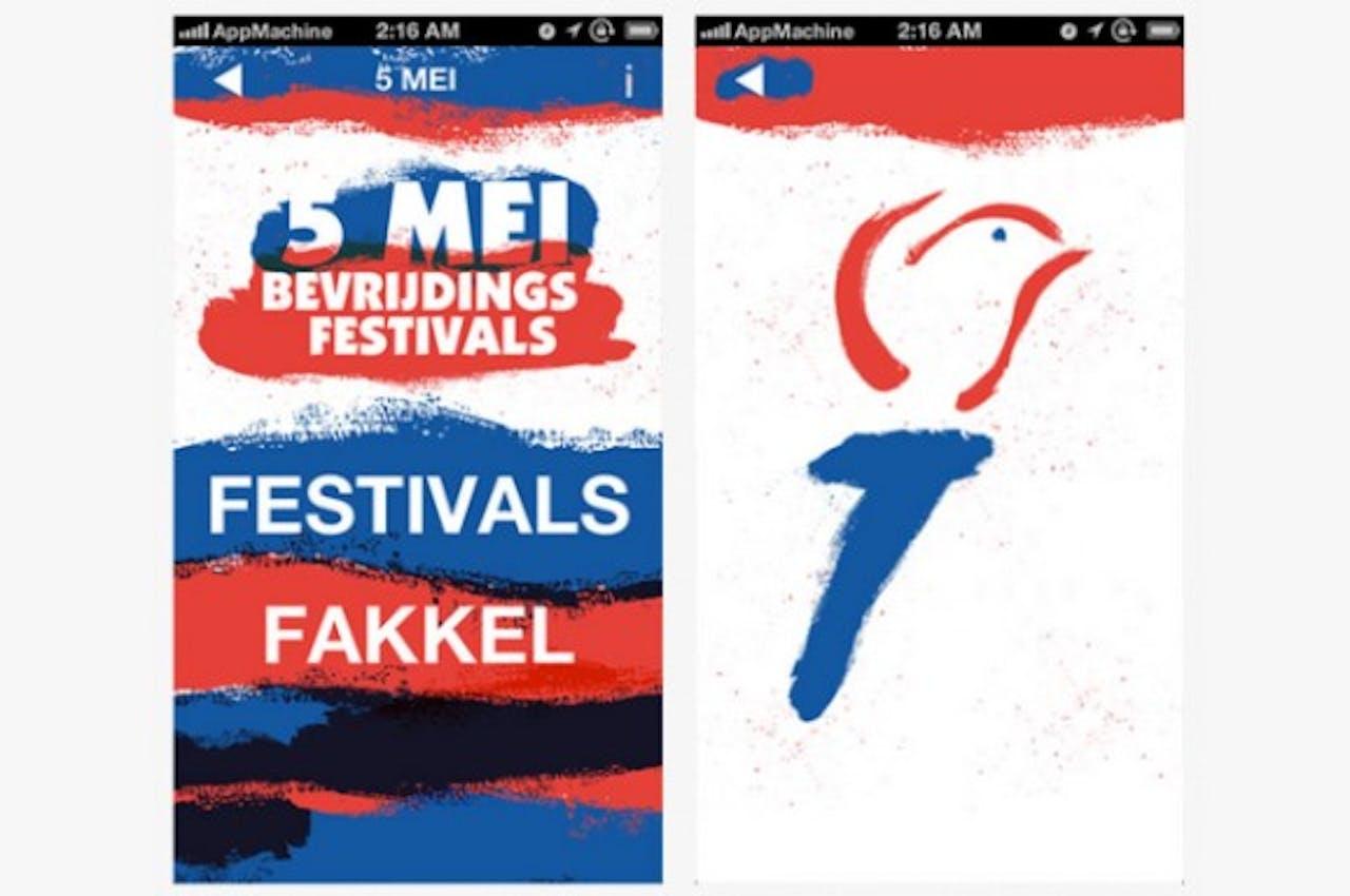 Bevrijdingsfestival-app moet bezoekers informeren