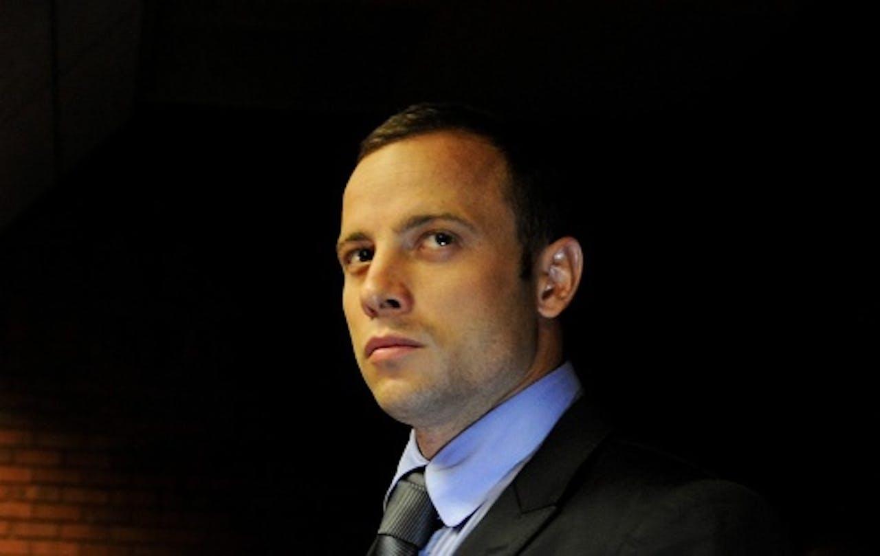 Oscar Pistorius. EPA