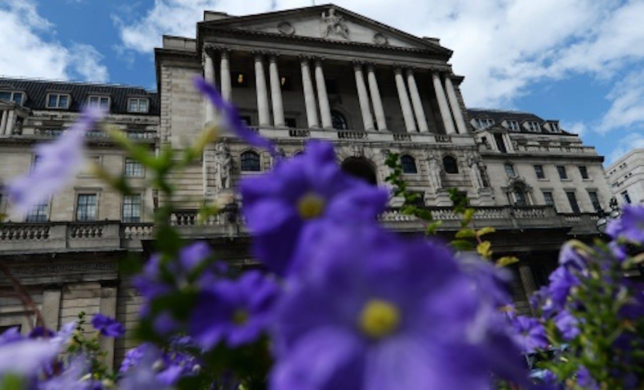 Bank of England. EPA