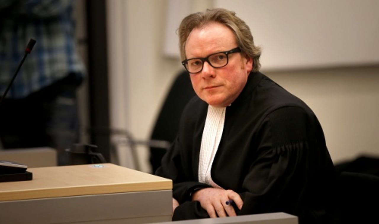 Jan Vlug, advocaat van Jasper S.