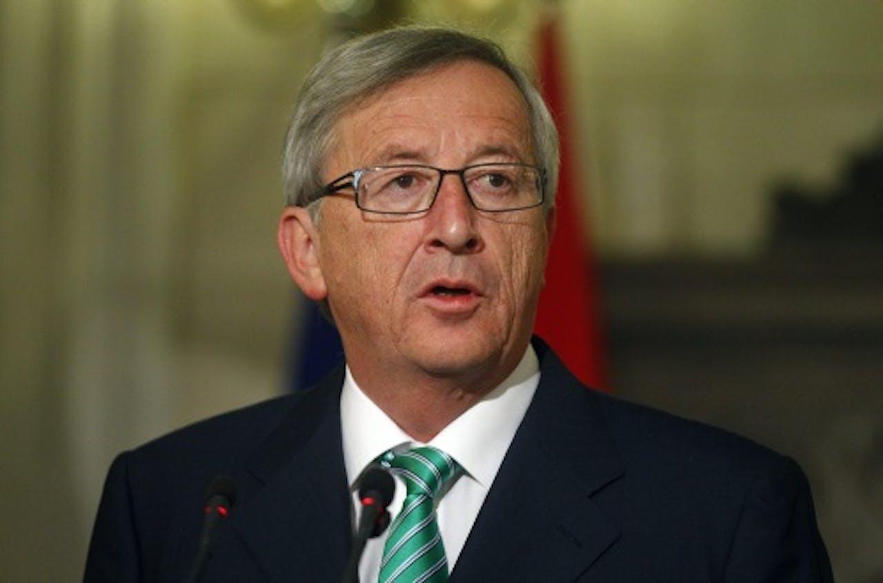 Jean-Claude Juncker. EPA