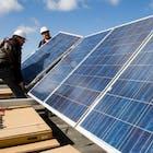 duurzaam stock foto zonnepanelen 1