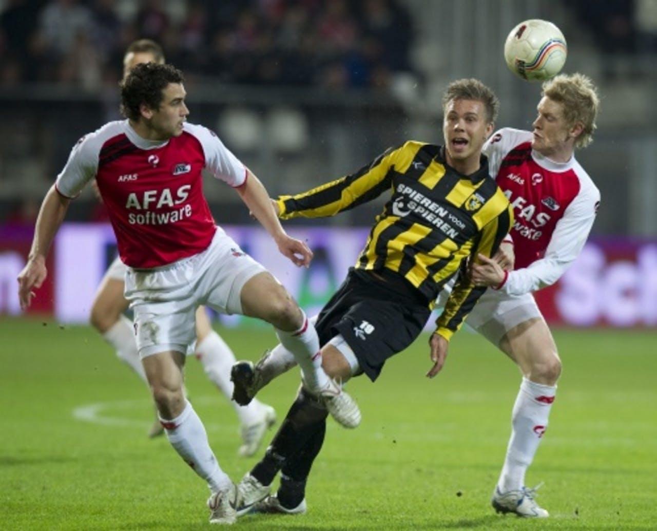 Marcus Pedersen (M). ANP