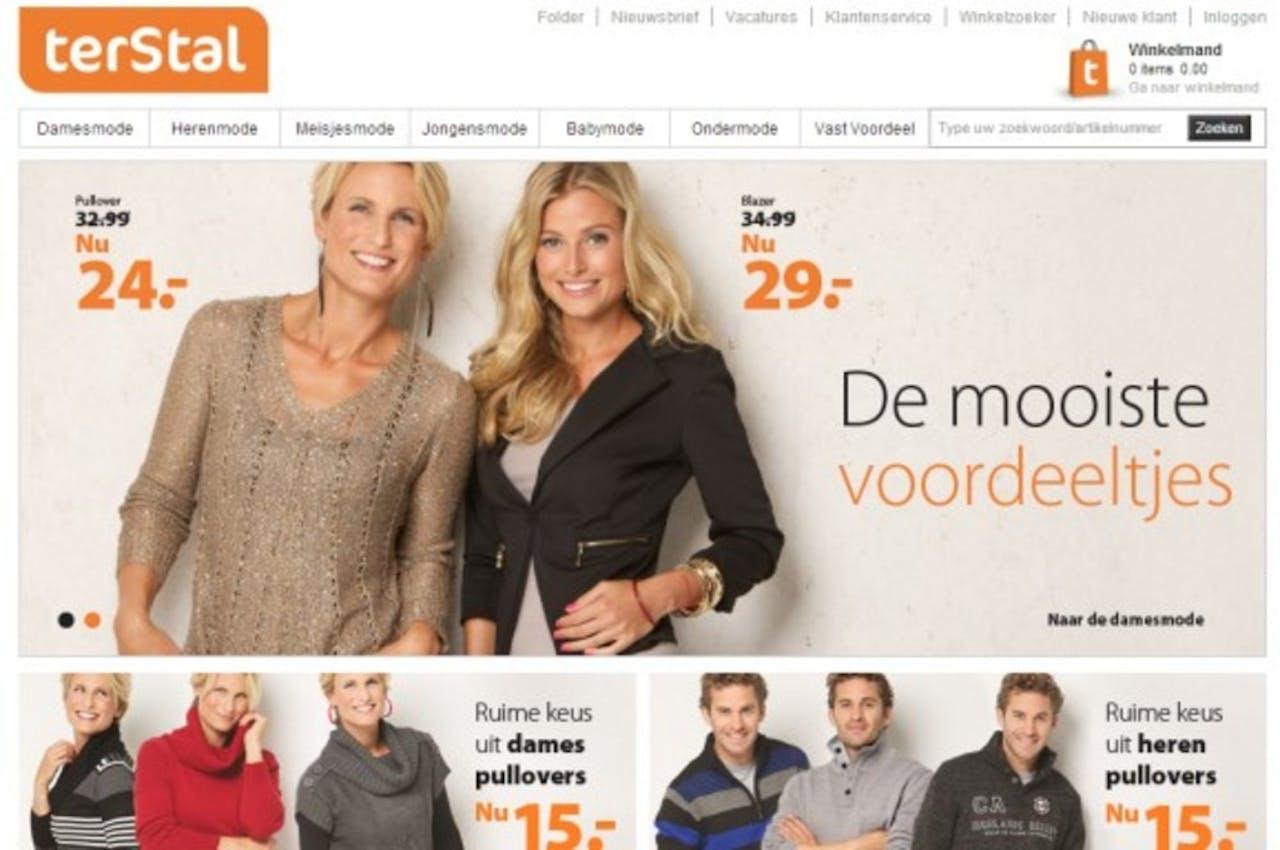 Modezaak terStal wil verdere groei realiseren met webshop