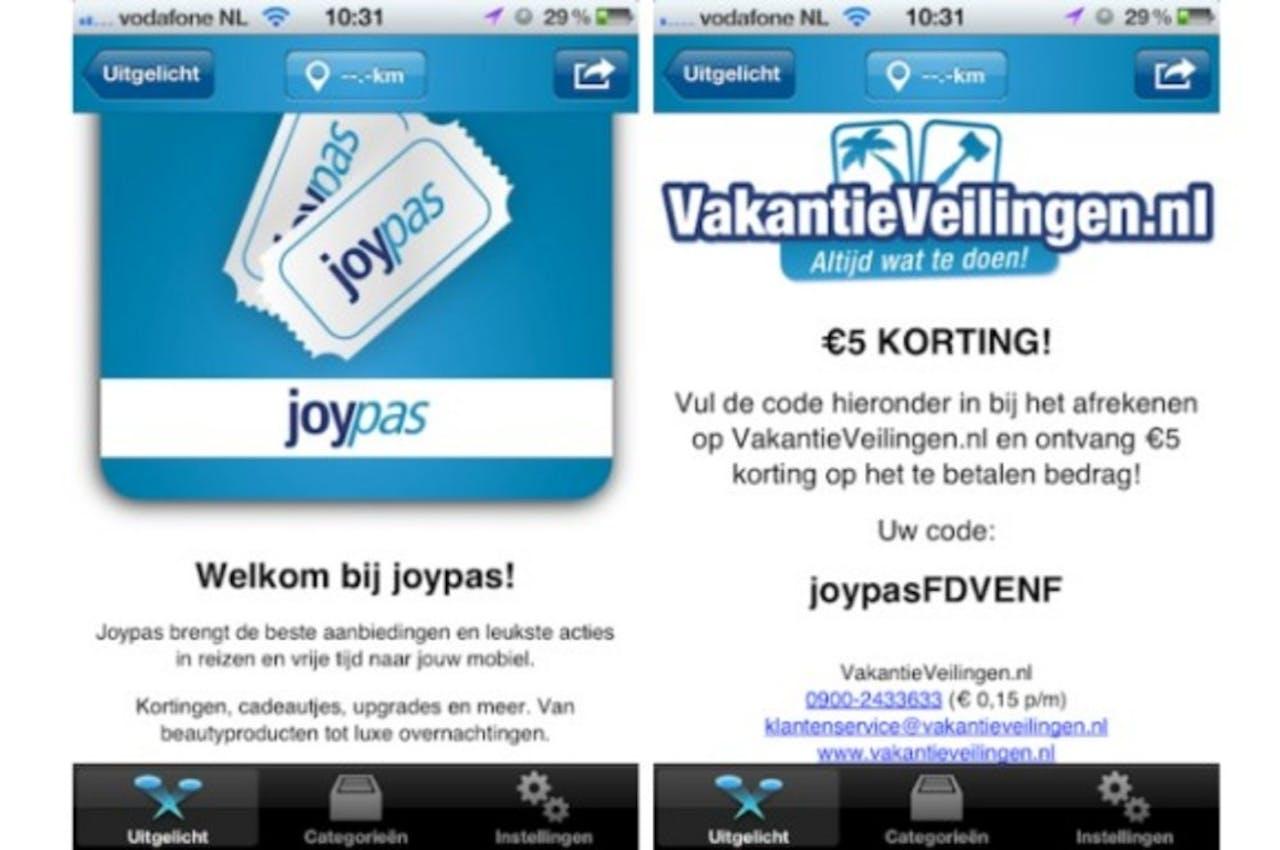 Emesa komt met app voor mobiele kortingscoupons