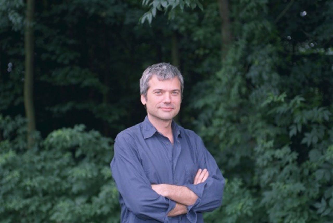 Jan Leyers in 2002. ANP