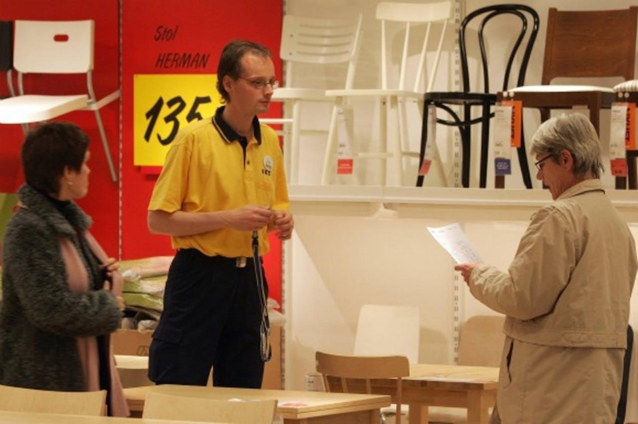 Klantenbloopers van Ikea online