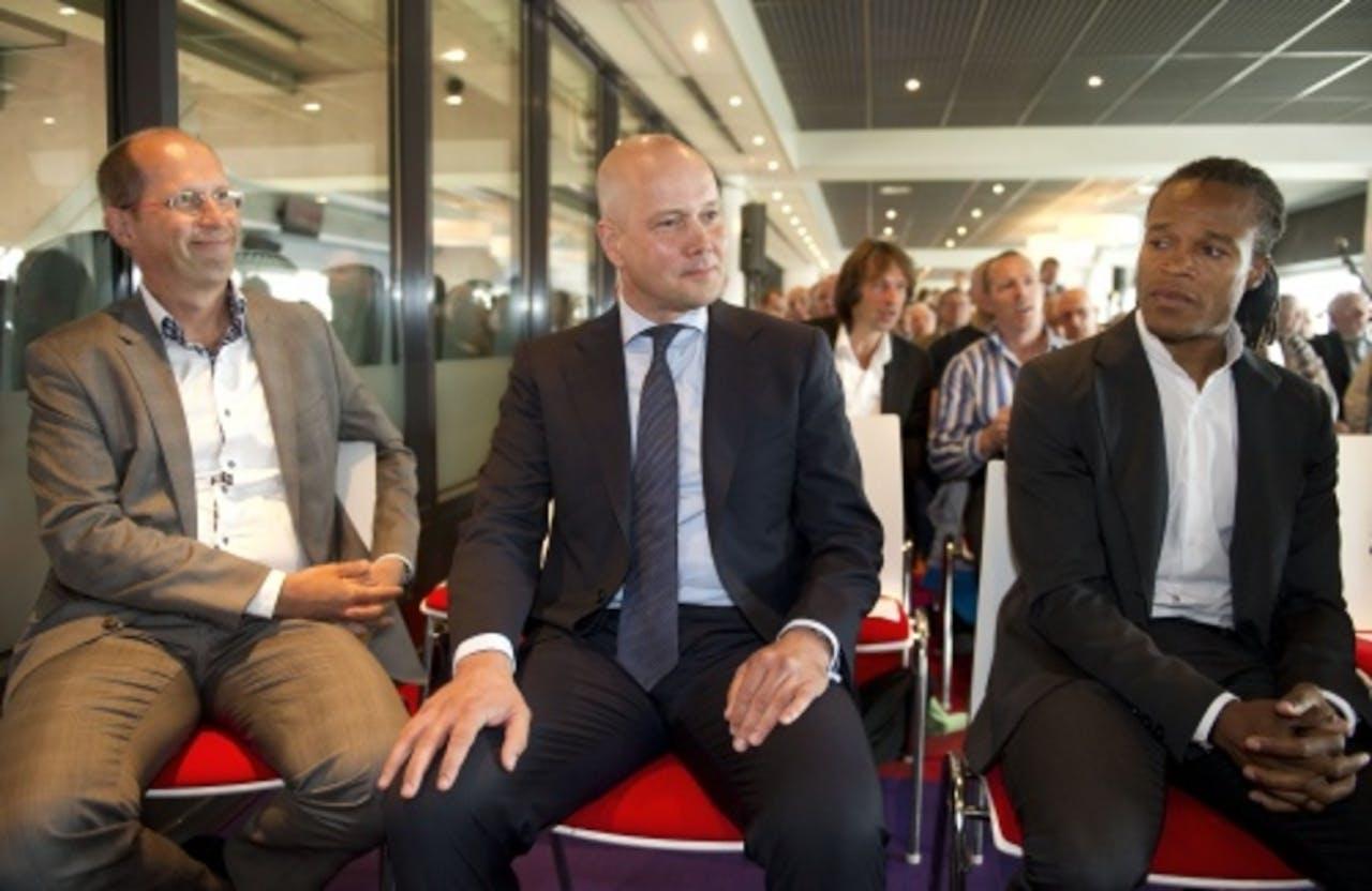 Steven ten Have (M) en Paul Römer(L). ANP