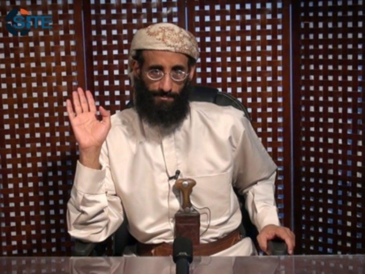 Anwar al-Awlaki. EPA
