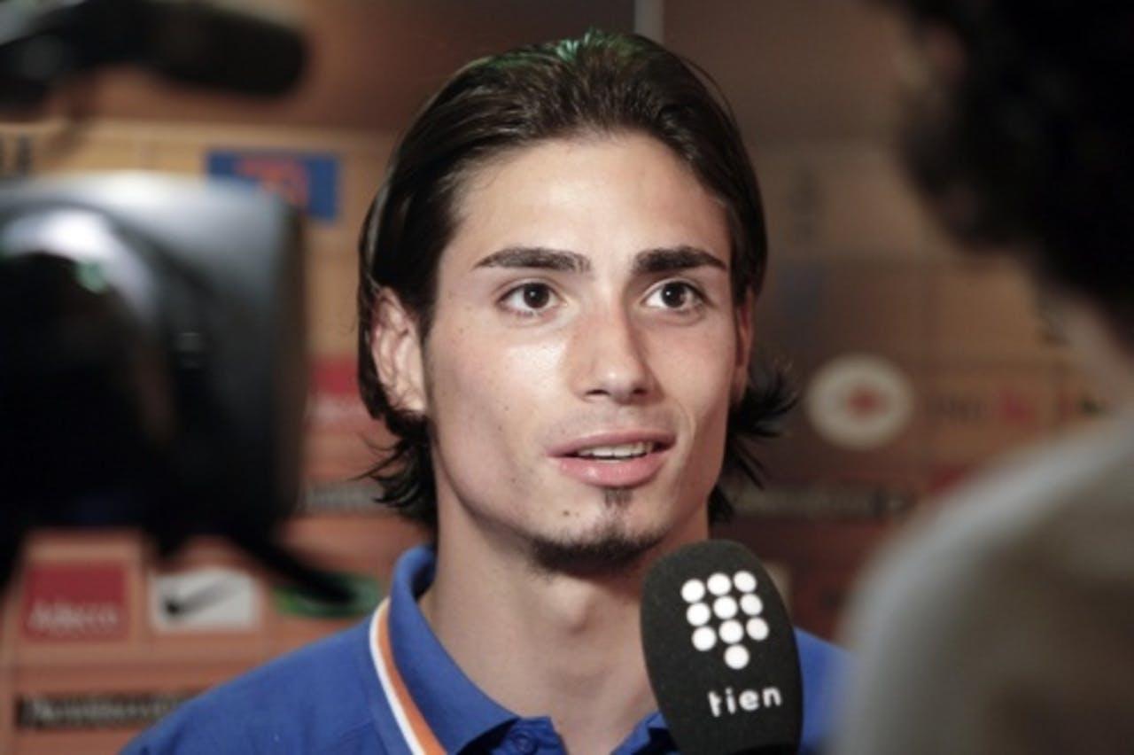 Daniël de Ridder (archieffoto, 2007). ANP