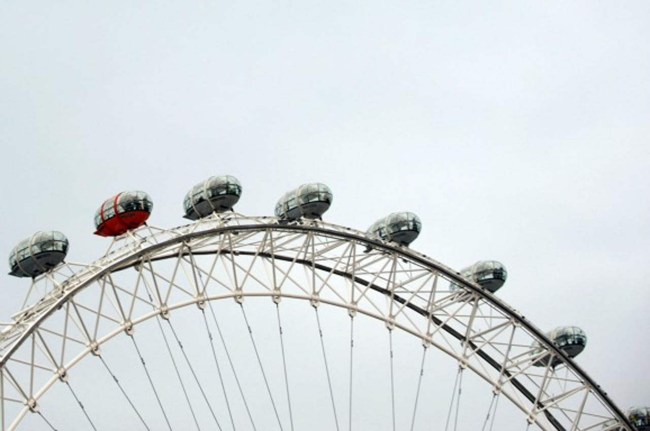 Starneth bouwde eerder ook de London Eye