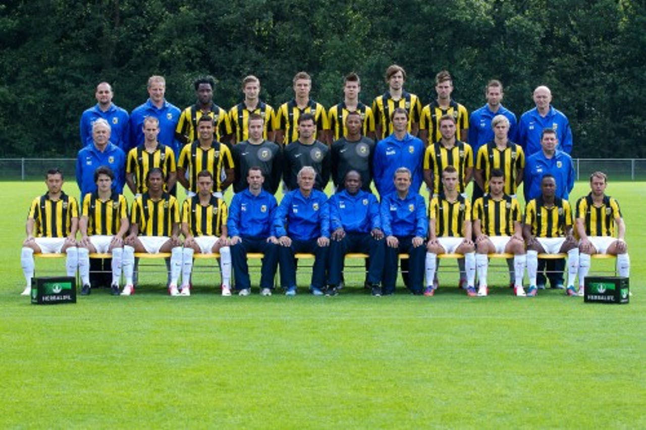 Teamfoto Vitesse. ANP
