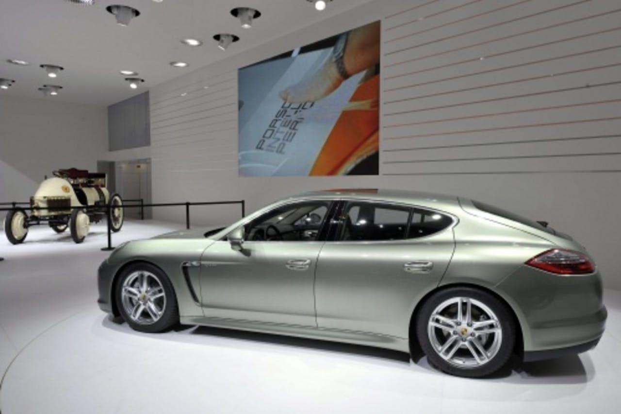 Porsche (archiefbeeld). EPA