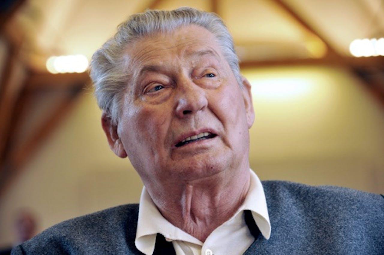 Leo Kirch. EPA