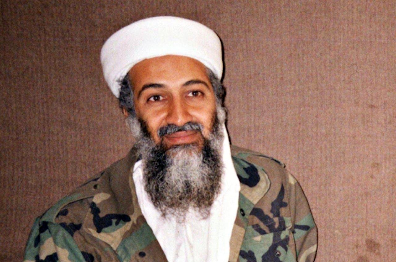 Blind date met Osama bin Laden