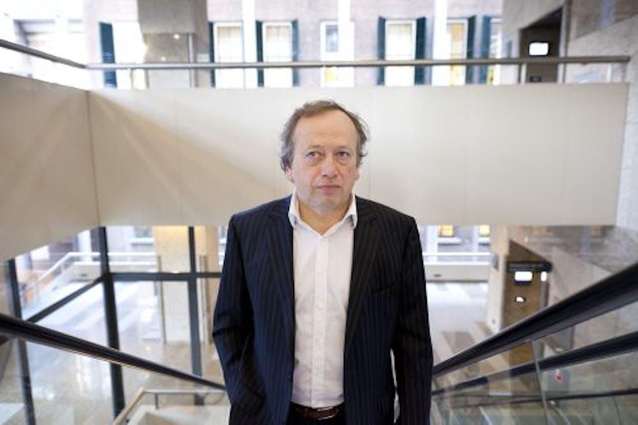 Staatssecretaris Henk Bleker. ANP