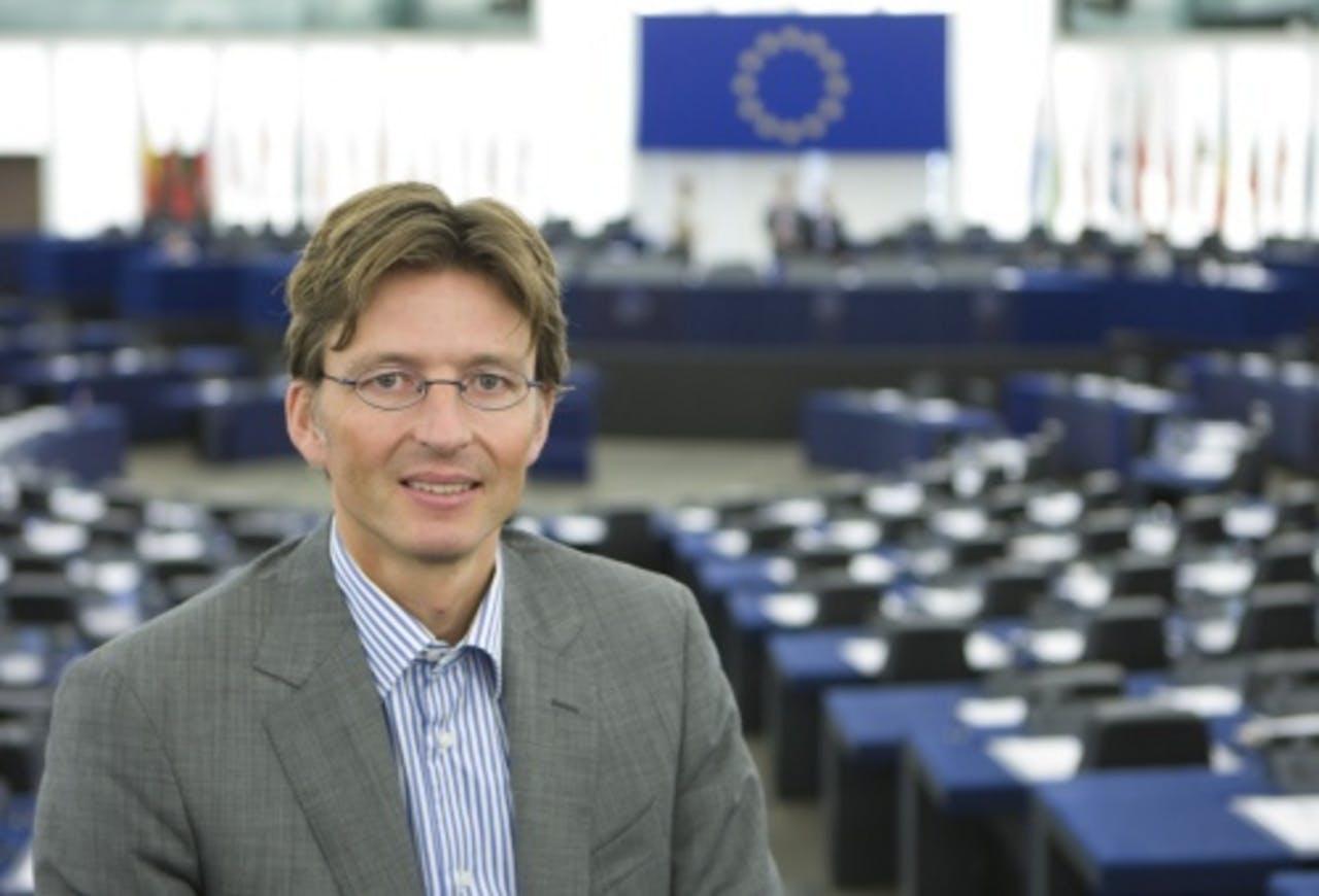 Gerben-Jan Gerbrandy van D66. ANP