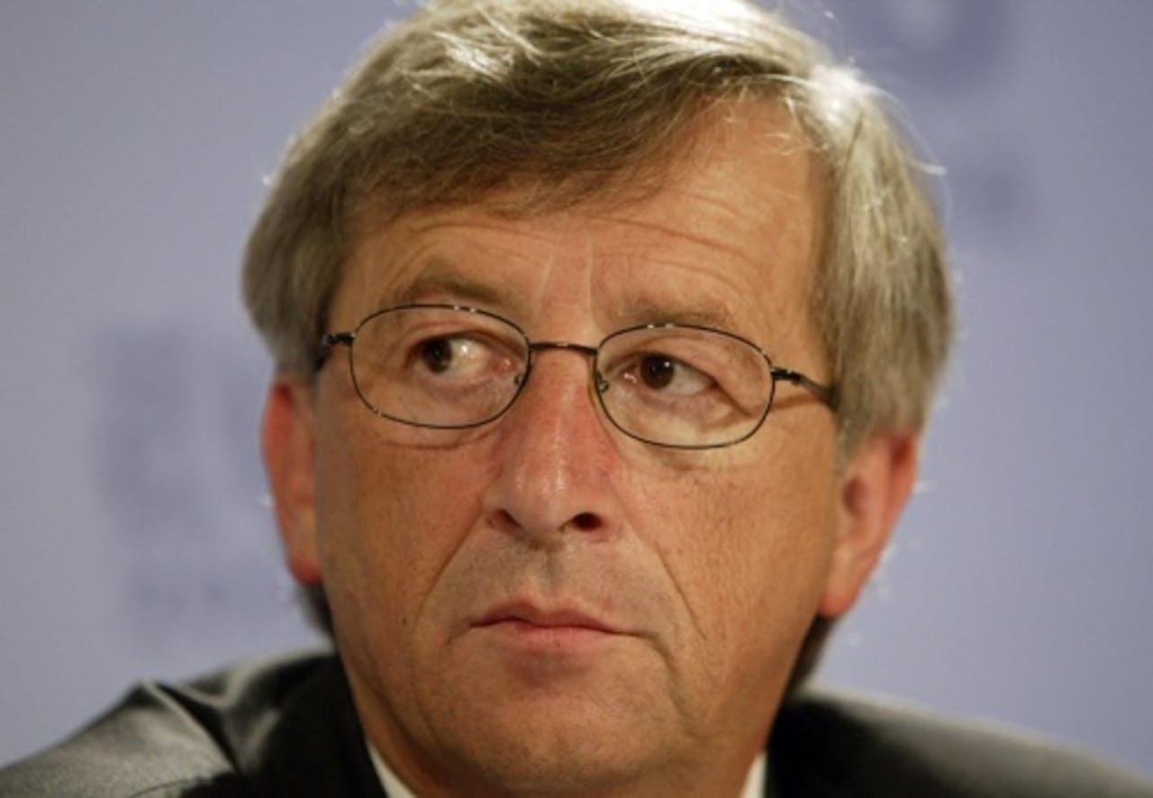 Jean-Claude Juncker. ANP