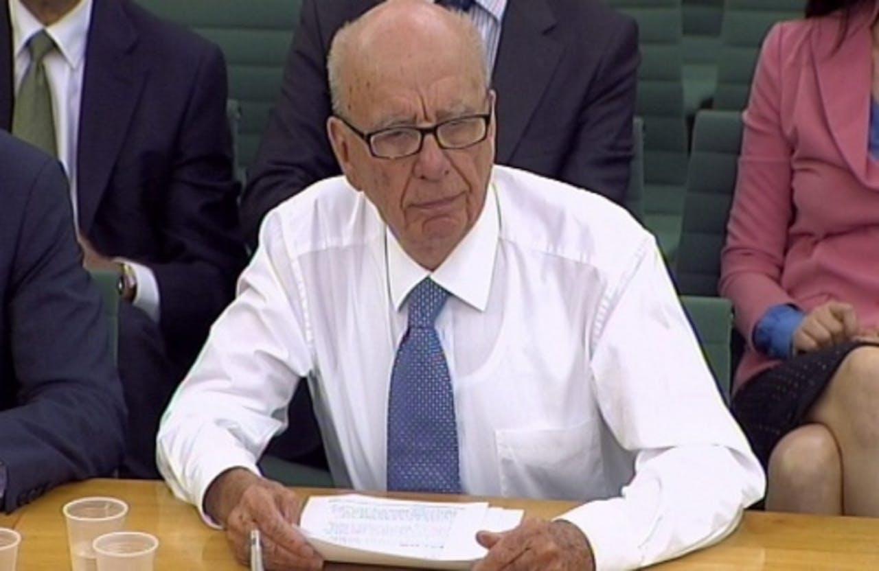Rupert Murdoch. EPA