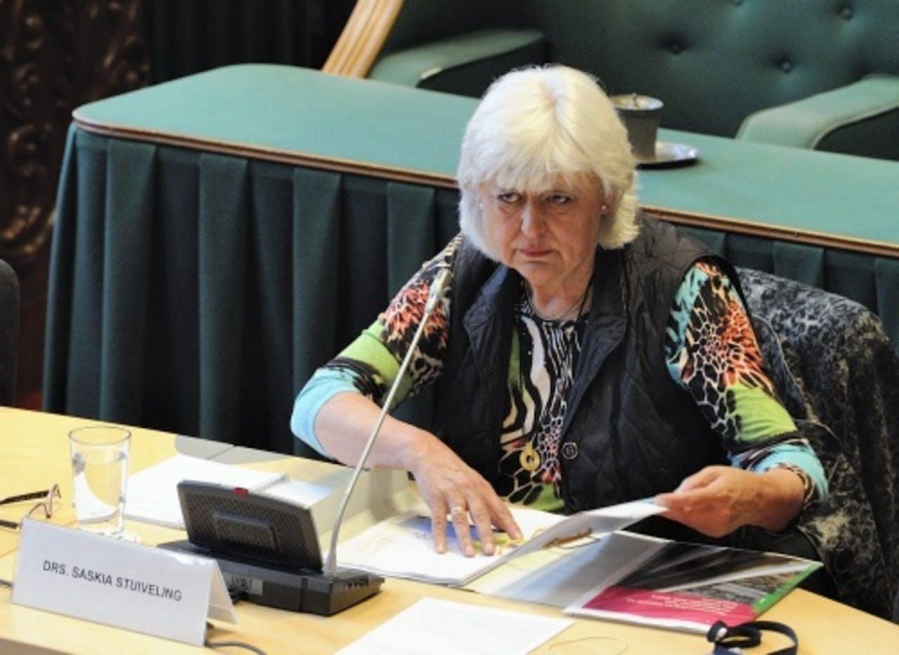 Saskia Stuiveling, president van de Algemene Rekenkamer. ANP