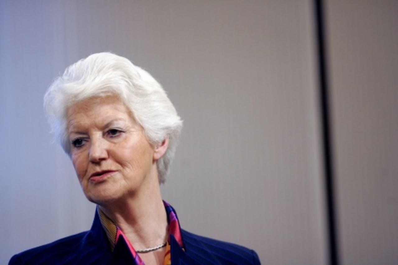 Oud-VVD-minister van Volkshuisvesting Sybilla Dekker. ANP