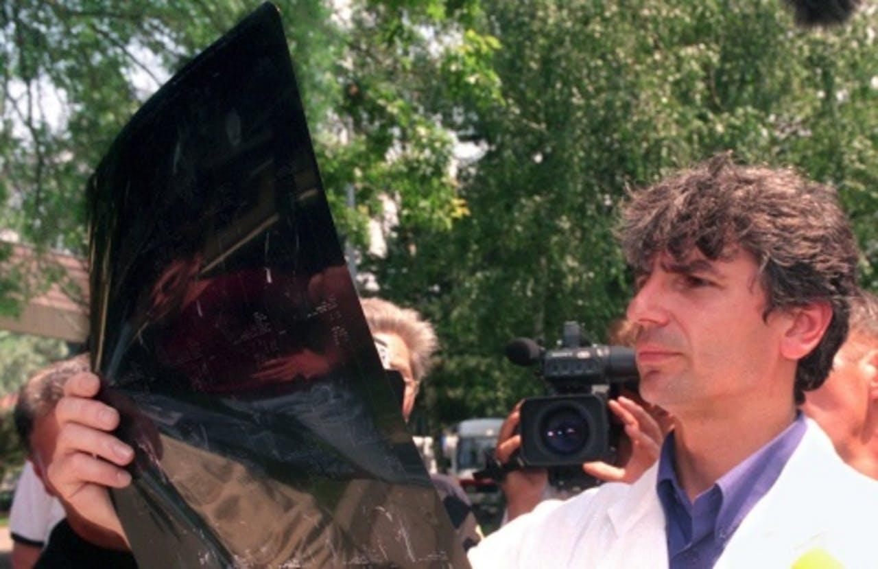 Andreas Schmid (archieffoto, juni 1999). EPA