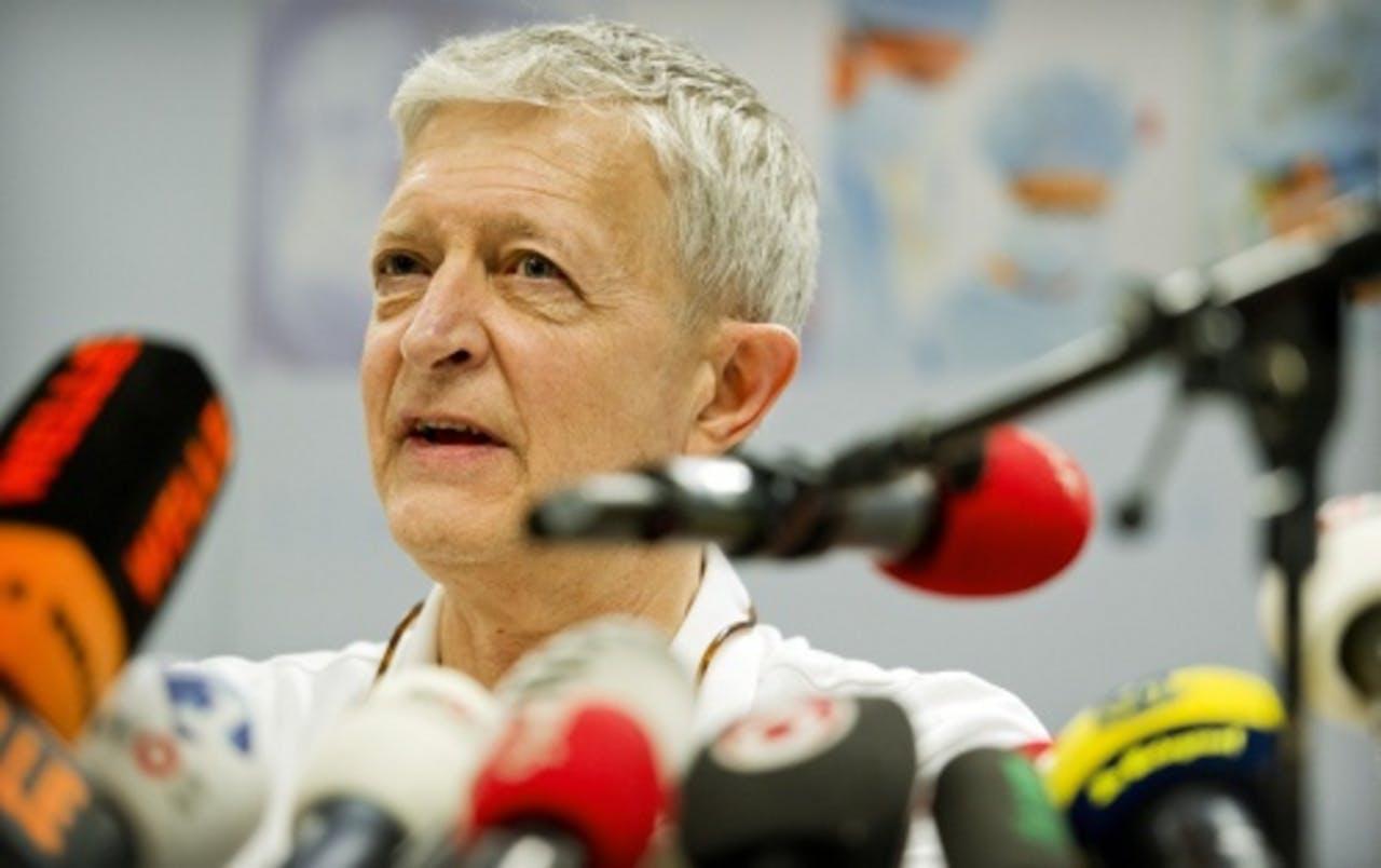 Wolfgang Koller. ANP