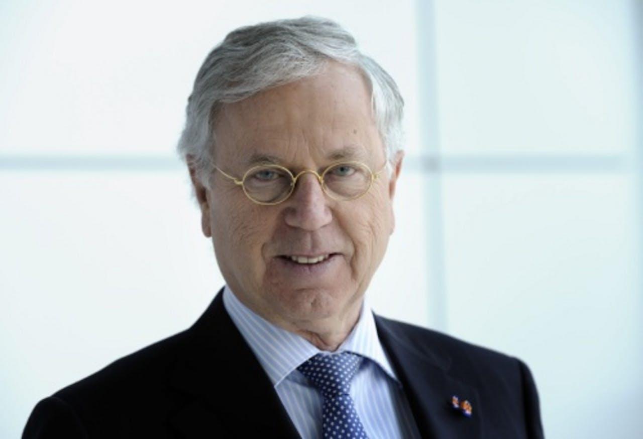 Jan Hommen. ANP