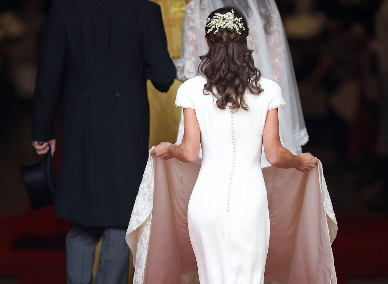Pippa Middleton, je zou haar ons eigen stijlicoon kunnen noemen...