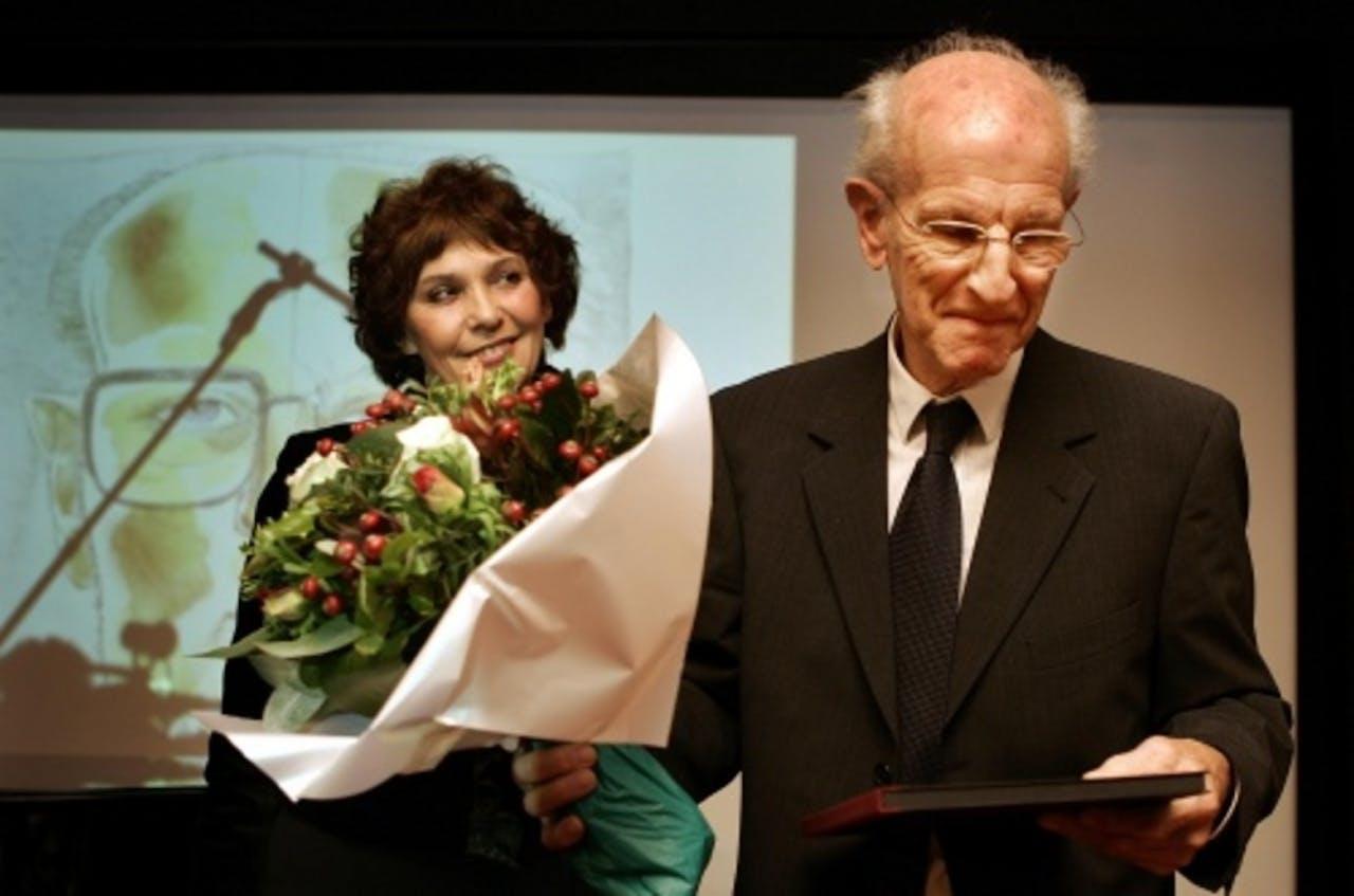 Willem G. van Maanen in 2004. ANP