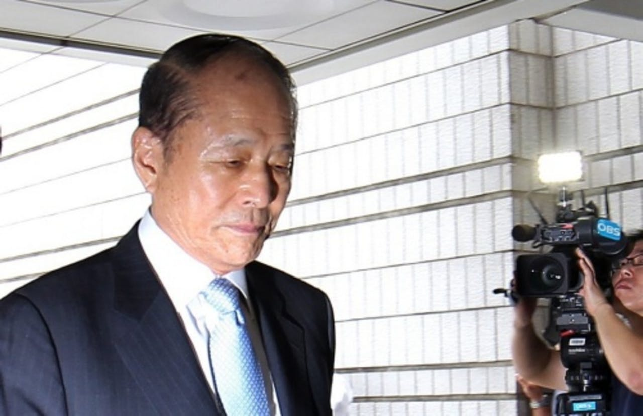 Lee Sang-deuk. EPA