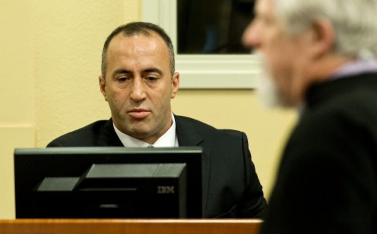 Ramush Haradinaj. ANP