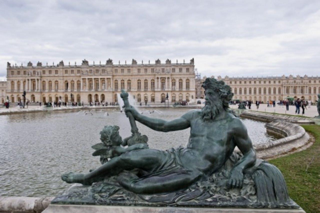 Paleis van Versailles. EPA